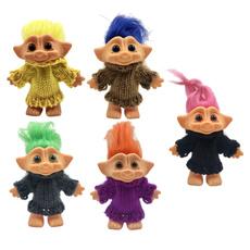 troll, hair, tvmoviecharactertoy, Toy