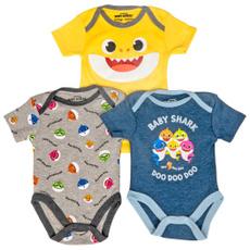 Infant, infantbodysuit, unisex, multicolor
