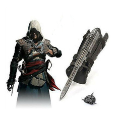 Blade, figure, Sleeve, Weapons