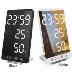 Home Supplies, Home Decor, Led Clock, Home & Living