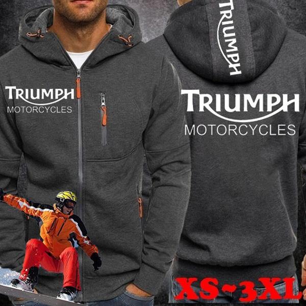 Jacket, triumphlogoclothing, Winter, Zip