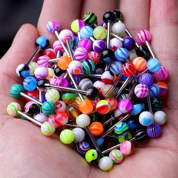 Steel, rainbow, rainbowcolor, Jewelry
