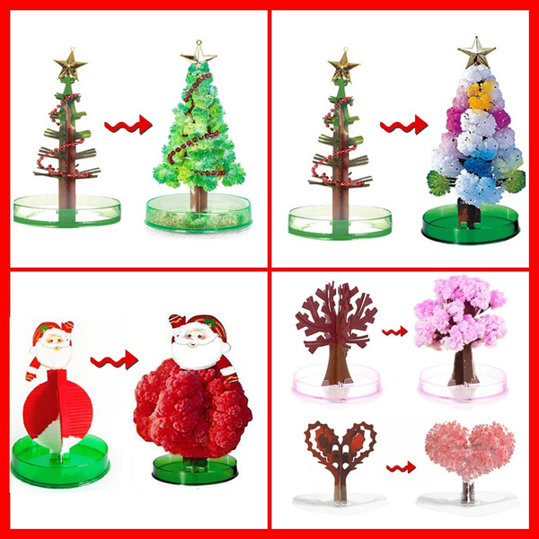 noveltytoy, Christmas, Gifts, Crystal