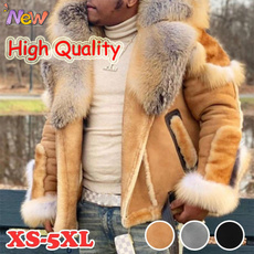fur coat, Plus Size, fur, Jacket
