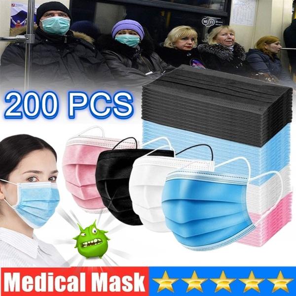 medicalmasksdisposable, pink, Men, dustmask