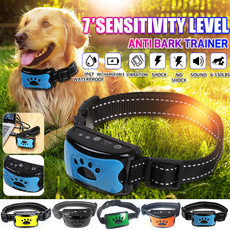 stopbarkingcollar, Rechargeable, Dog Collar, Electric
