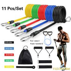 fitnessequip, yogastrap, Elastic, indoorsport