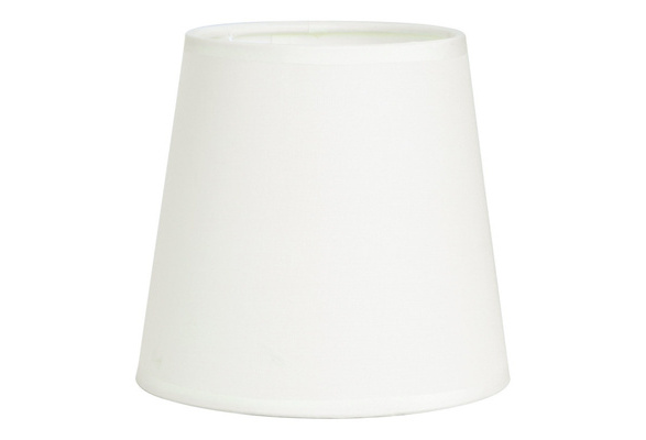 beige Lampshade,E14 Pure Color Cloth Fabric Chandelier Lampshade for Wall Light Bedside Mini Table Lamp Cover Shade