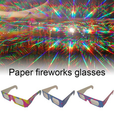 rainbow, diffractivelightglasse, fireworkglasse, magicglasse