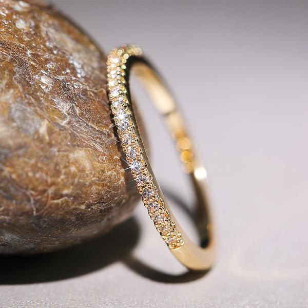 18k gold, Jewelry, Diamond Ring, Wedding