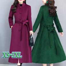 woolen, Fashion, Winter, Coat