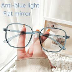 Blues, lights, Computers, optical glasses