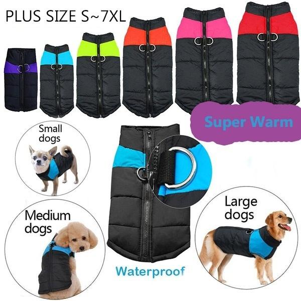 padded, Pet Dog Clothes, Fashion, Vest