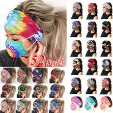 cottonfacemask, Women, Yoga, Elastic