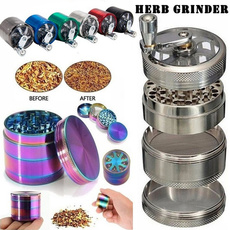 metalherbgrinder, weedcrusher, tobacco, Herb
