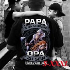 grandpaandgranddaughtershirt, Fashion, Shirt, vikingtshirt