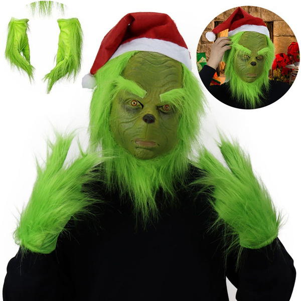 Fashion, Cosplay, Christmas, Masks