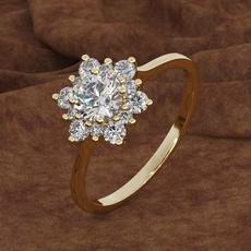 DIAMOND, Christmas, gold, Diamond Ring