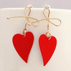 earringforwomen, Heart, Fashion, Jewelry