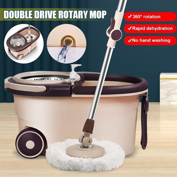 mop, Cleaning Supplies, Home & Living, mopbucket