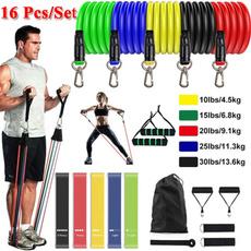 Rope, Yoga, Elastic, strengthtrainingequipment