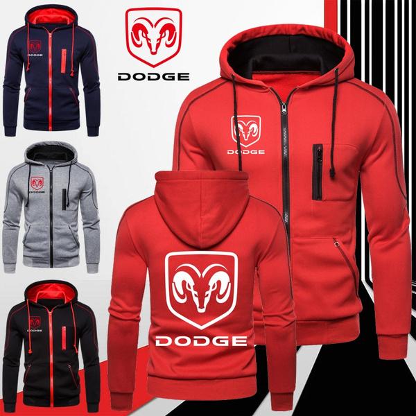Dodge, Outdoor, hoodedjacket, Spring