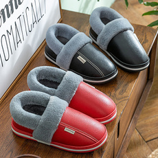 Plus Size, Indoor, Winter Slippers, Slippers