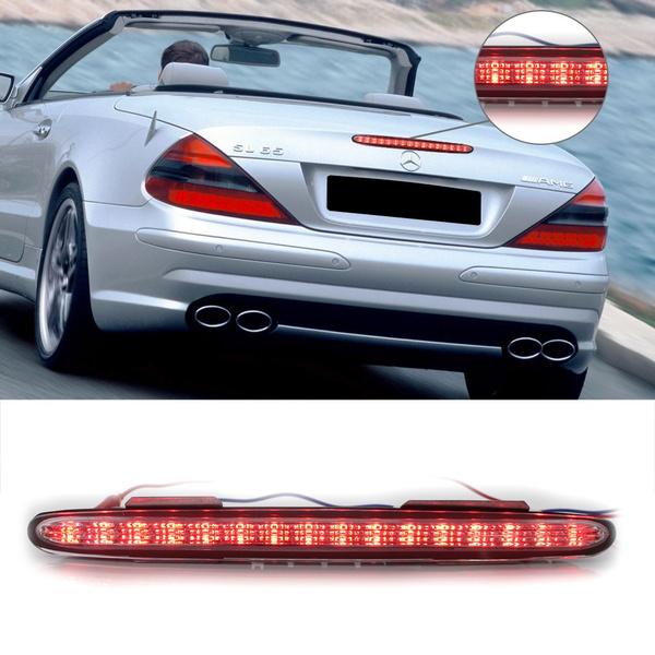 led, Mercedes, Cars, Mount