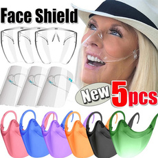 transparentmask, Outdoor, shield, faceshield