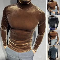 Fashion, muscleshirt, Men, slimfitpullover
