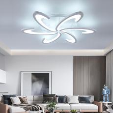livingroomlamp, ledceilinglight, led, Aluminum