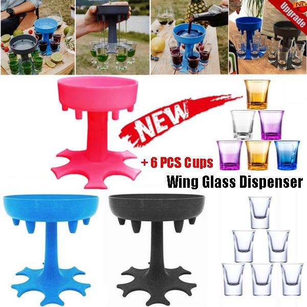 wineglassdispenser, wineglasse, beveragedispenser, Cup