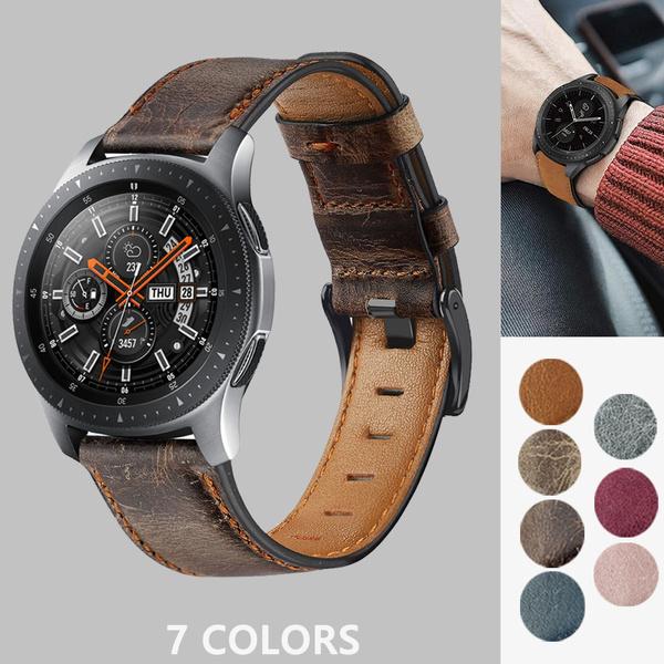 S3, Wristbands, Samsung, genuine leather