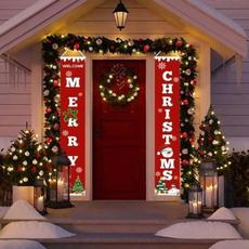 Door, Christmas, christmasdecor, Home & Living