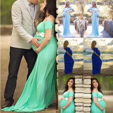Maternity Dresses, Summer, pregnantshirt, Lace