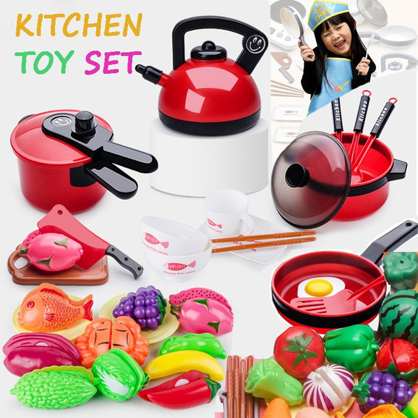 kitchenplaycooktoy, Kitchen & Dining, Toy, cookingtoysetforchildren