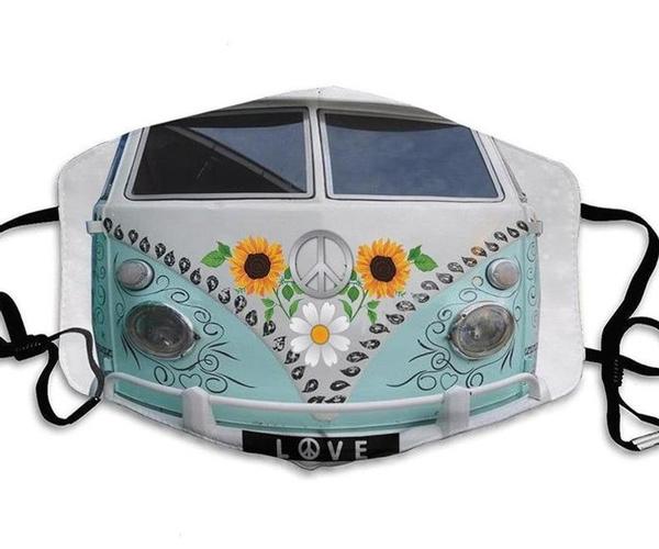 Cotton, Love, hippie, Sunflowers