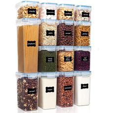Blues, kitchenstoragecontainersset, foodstoragecontainer, airtightfoodstoragecontainersset