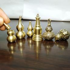 Brass, Mini, Key Chain, Jewelry