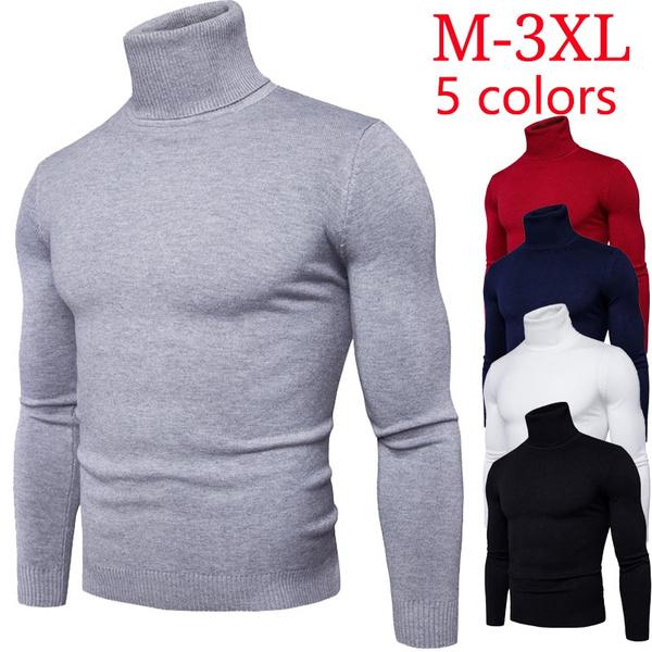 Fashion, Necks, menswear, Long Sleeve