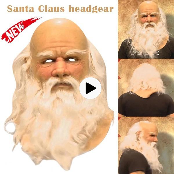 costumepartyheadgear, latex, Cosplay, Christmas