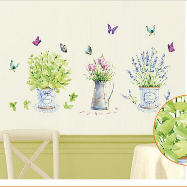 butterfly, Home Decor, Waterproof, Glass