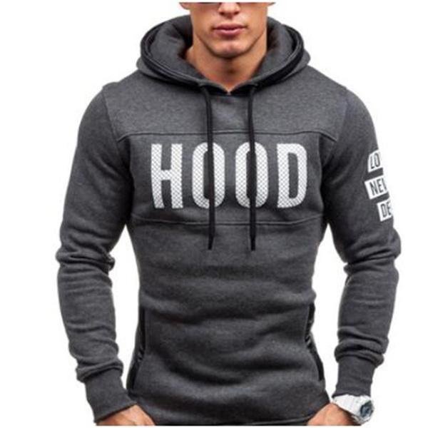 Fleece, hooded, Winter, Coat