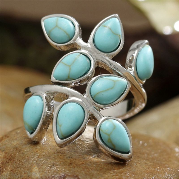 Sterling, Turquoise, Fashion, Jewelry