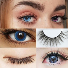 Fashion, eye, Beauty, eyelashesminknatural