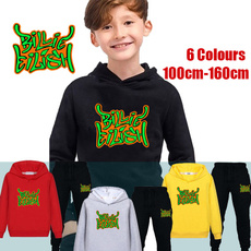 Fashion, printedhooded, hooded, Cotton