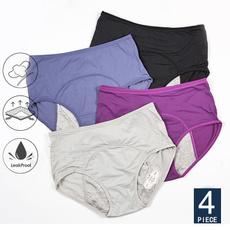 Underwear, waterprooflingerieteenagergirl, high waist shorts, Waist