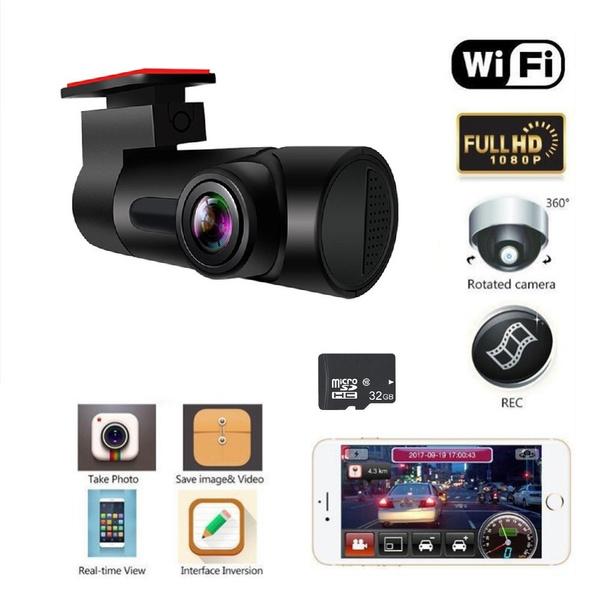 Mini, Touch Screen, dashcamera, carcameravideorecorder