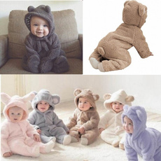 kidspajama, cartoonromper, babyromper, Winter