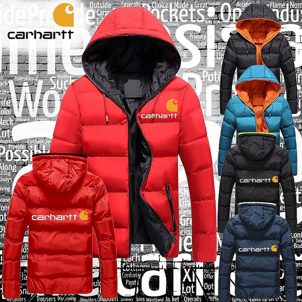 Jacket, Outdoor, Carhartt, padded